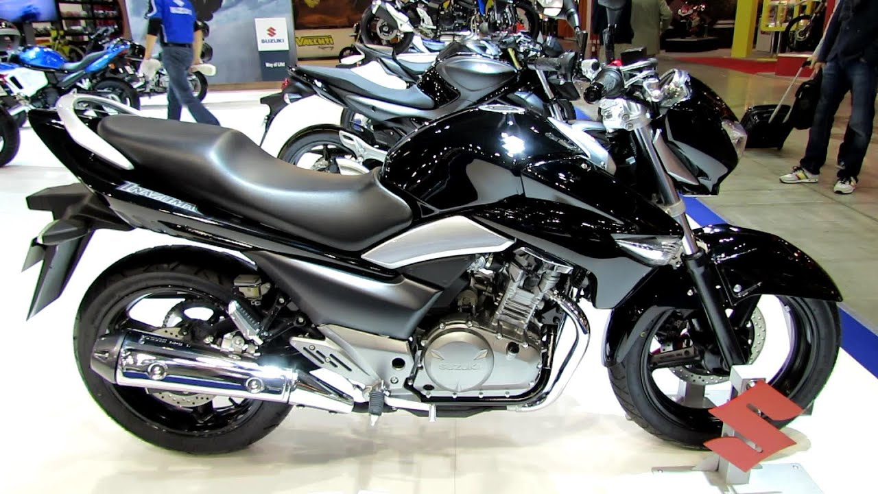 2014 suzuki inazuma 250 2013 eicma milan motorcycle exibition youtube. Black Bedroom Furniture Sets. Home Design Ideas
