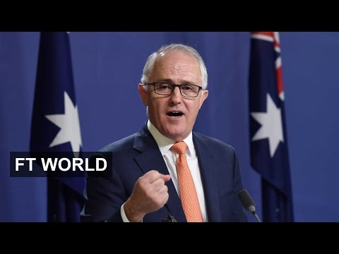 Turnbull claims win in Australia election I FT World