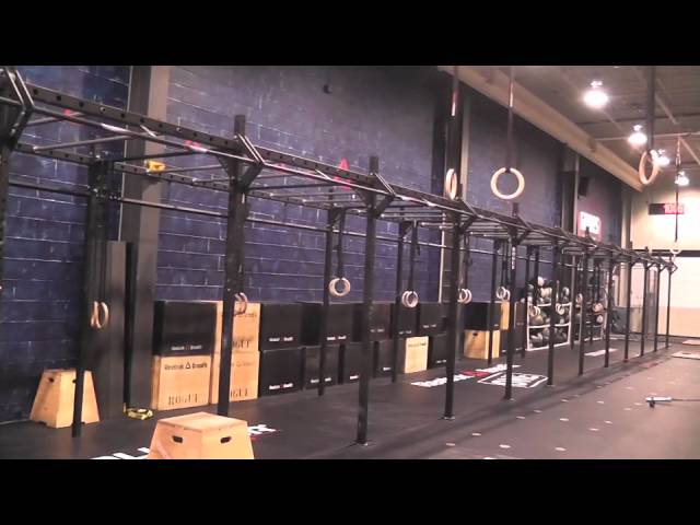 Reebok CrossFit ONE - CrossFit Cribs