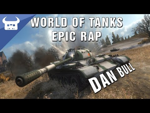 WORLD OF TANKS RAP | Dan Bull