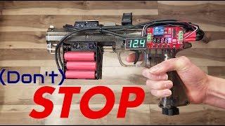 Hot glue gun! (A response to Michael Reeves)