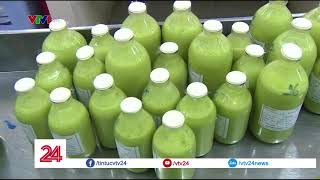 Bác sĩ sáng chế sữa cho bệnh nhân nghèo - Tin Tức VTV24