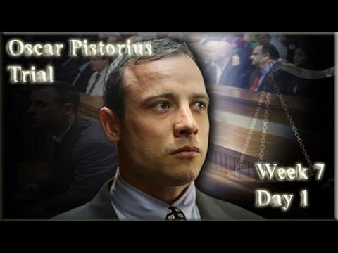 Oscar Pistorius Trial: Monday 5 May 2014, Session 2