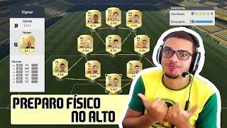 FIFA 17  ULTIMATE TEAM  PREPARO FSICO SEMPRE NO AL