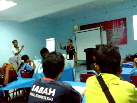 DEAF TEAM BUILDING FOR GIFTED YOUNG LEADER POLITEKNIK MALAYSIA 8