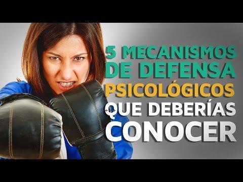 5 Mecanismos de defensa psicológicos que debes conocer