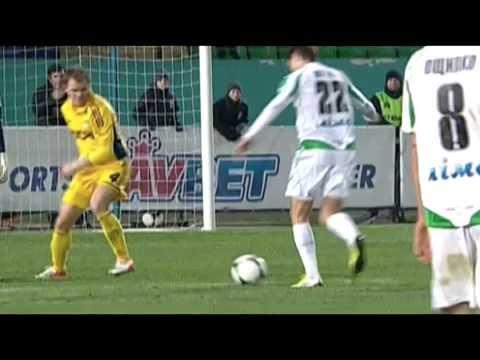 Найкращі голи Карпат в 2012 році !