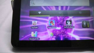 Mercury mTab Android 2.3 Tablet - Review