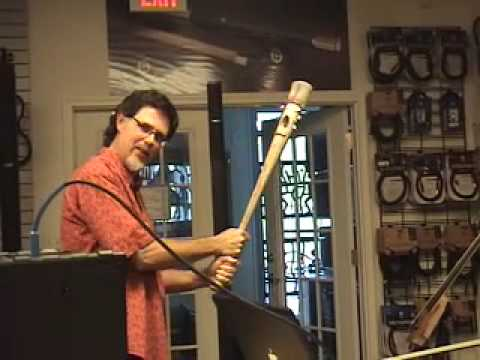 Baseball bat electric violin