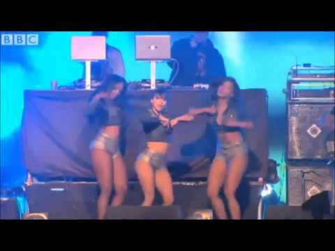 Sean Paul - We Be Burning [Live London 2012]