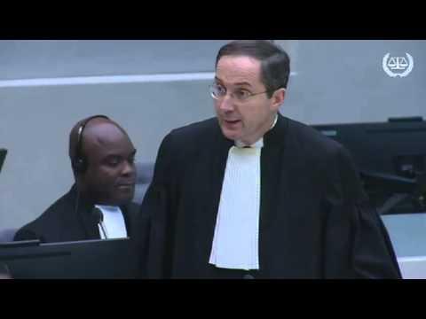 Affaire Gbagbo et Blé Goudé : déclarations liminaires de la Défense de M. Blé Goudé (intégrité 2)