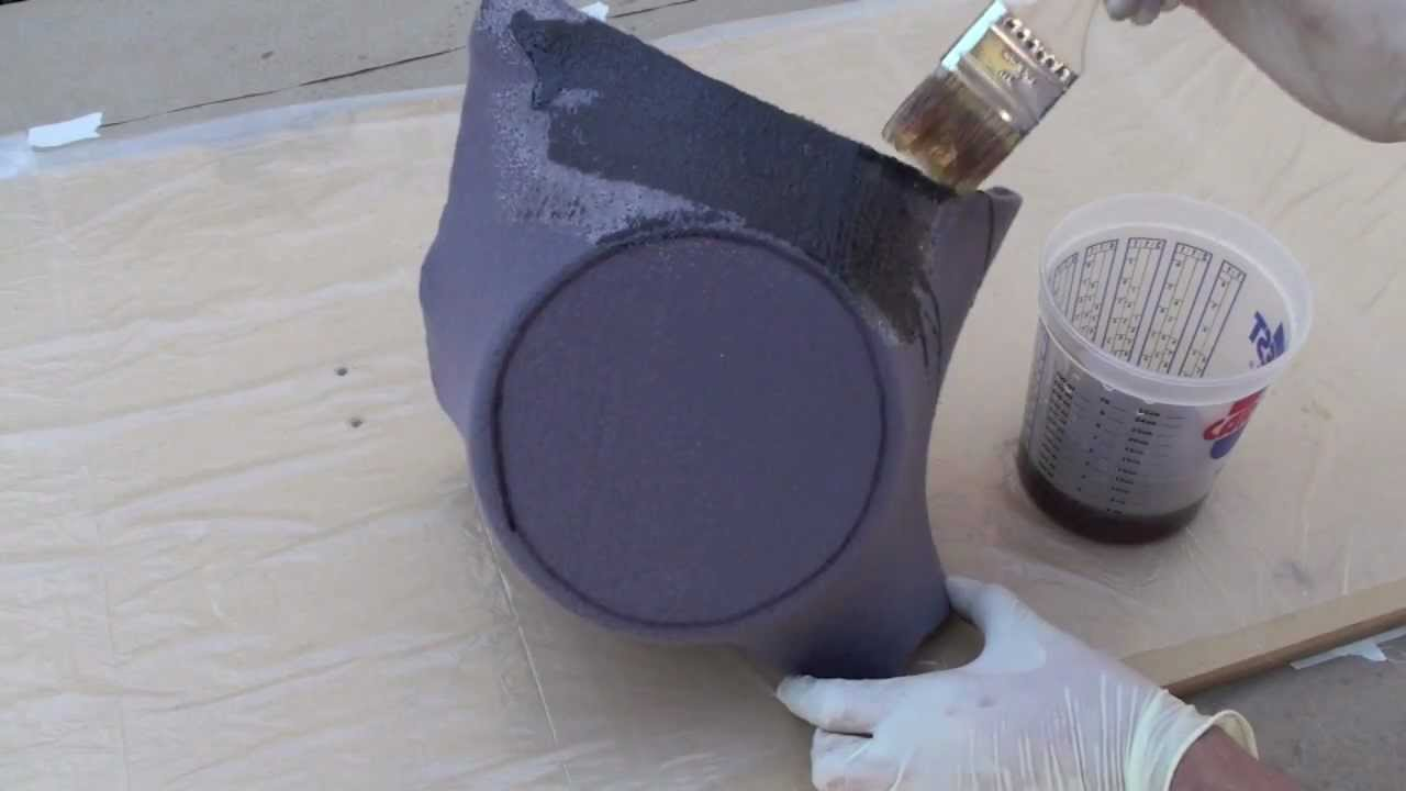 How To Fiberglass Kick Panels Youtube
