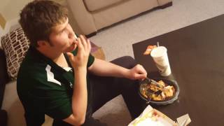Doubleswee Food Reviews #2 - Taco Bell Smothered Burrito and Mexican Pizza