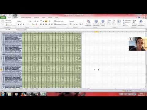 Cómo ajustar hoja de calculo de Excel a la página de impresión.
