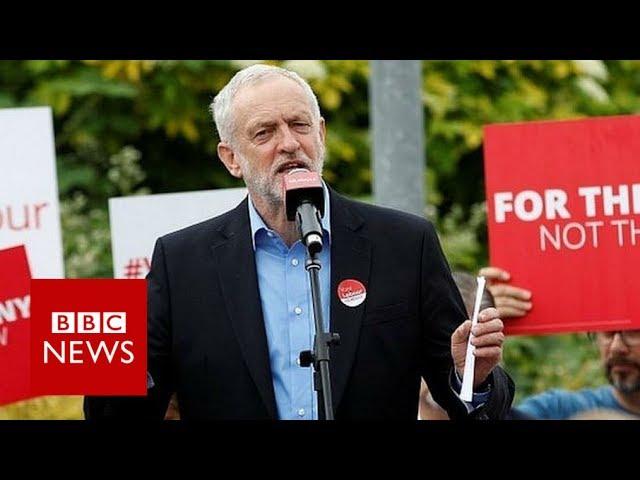 Jeremy Corbyn announces he's taking part in TV debate - BBC News