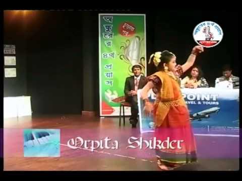 Bajere Baje Dhol Baje Bangladesher Dhol  ..........orpita Shikder video
