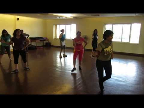 Ghagra - Choreo by Reeja - Zumba fitness with DanceJockey