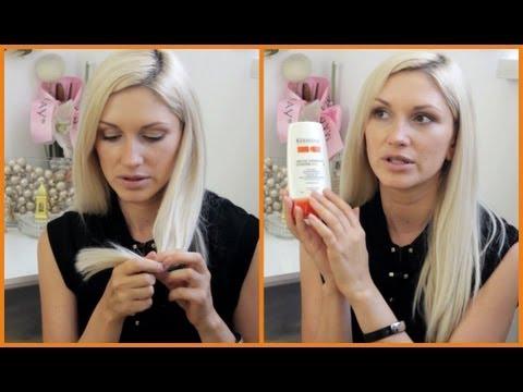 Как покрасить волосы на блондинку в домашних условиях 991