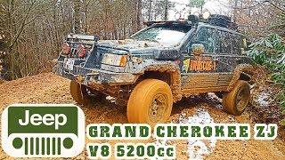 JEEP GRAND CHEROKEE ZJ 5200 MUD OFF ROAD | KARADENİZ EREĞLİ