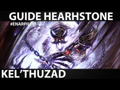 Hearthstone - How to beat Heroic Kel'Thuzad [F2P, Easy Win]