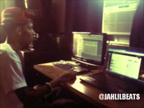 Jahlil Beats Making a Banger 2
