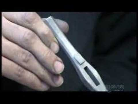 How it's made-Albion Sword
