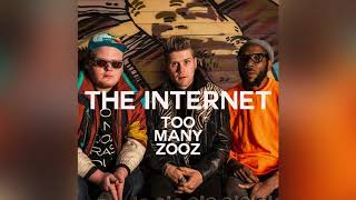 Too Many Zooz - P/T/G (Audio) | The Internet