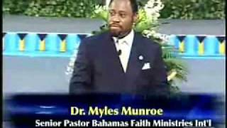 Kingdom Investments ~ 1 of 3 ~ Dr. Myles Munroe