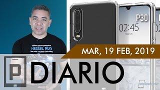 Huawei P30 y P30 Pro sin una gran pantalla - Pocketnow a Diario