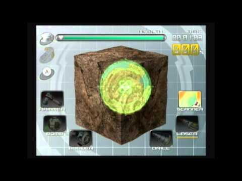Let's Play Spectrobes: Origins (Wii) Part 3- First Fossil!