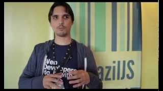 Matéria no Gabinete Digital sobre o BrazilJS