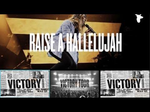 Bethel Music - Raise A Hallelujah (Instrumental With Lyrics)
