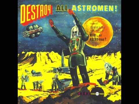 Man Or Astro-man - Gargantuas Last Stand