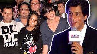 Arpita Khan WEDDING | Shahrukh Khan SPEAKS about Salman Khans sister Arpita Khans WEDDING