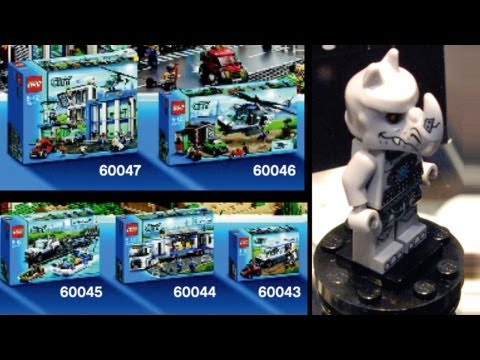 Chima Lego Sets 2014 Lego City 2014 Police Sets