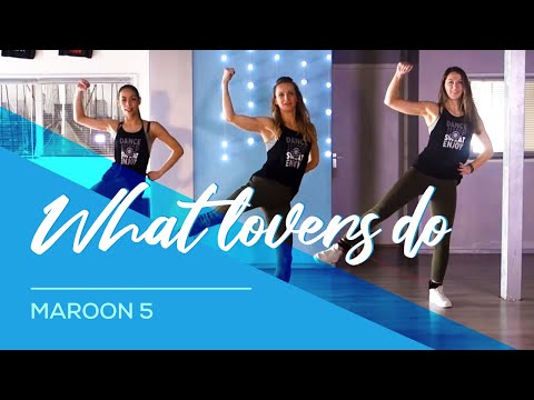 What lovers do - Maroon 5 - HipNThigh Booty & Legs WORKOUT Dance Choreography