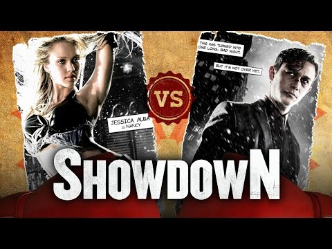 Sin City vs. Sin City: A Dame to Kill For - Which Sin City Movie is Better? Showdown HD