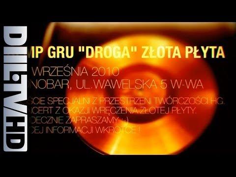 """Hemp Gru - """"Droga"""" status Złotej Płyty impreza 17.09.2010"""
