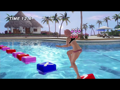 DEAD OR ALIVE Xtreme 3 Fortune(DOAX3) Gameplay 02