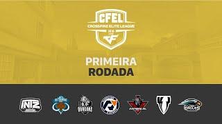 CFEL 2019 - 1ª Rodada - Black Dragons x New Eagles/ICE x Imperial/Vincit x RUDE