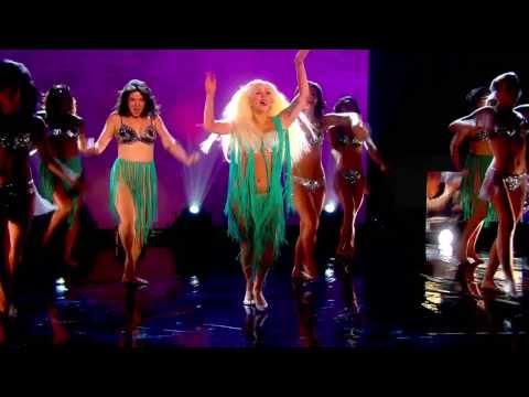 Lady Gaga Venus - Graham Norton Show 08/11/2013 HD Music Videos