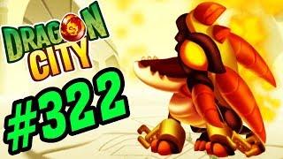 LEGENDARY! Ngọn Lửa Chiến Thần! - Dragon City Game Mobile - Nông Trại Rồng Android, Ios #322