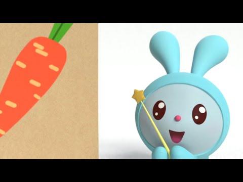 Малышарики - Цветок - серия 21 - обучающие мультфильмы для малышей 0-4