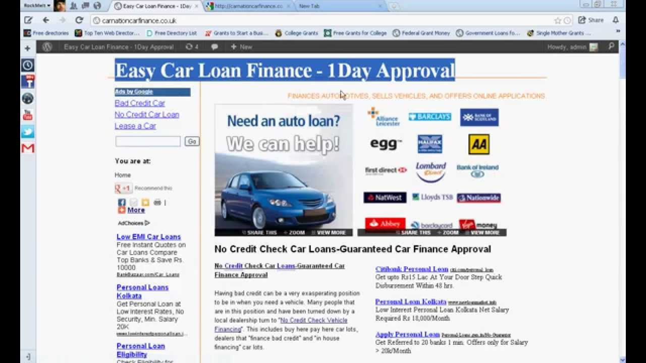 no credit check or guarantor loans - 3