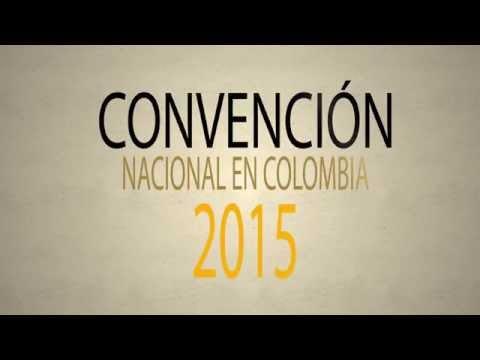 Convención Nacional del Movimiento Misionero Mundial en Colombia