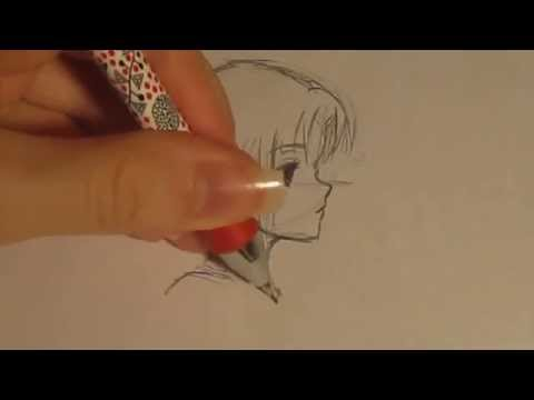 How to draw erotic anime