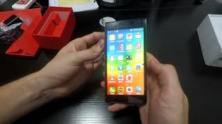 Обзор смартфона Lenovo P70-t
