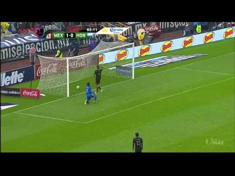Mexico Vs Honduras (1-2) Highlights 09/06/2013