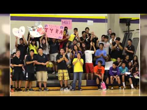 HI Achiever -  Jarek Garcia of Hanalani Schools - 10/13/2014