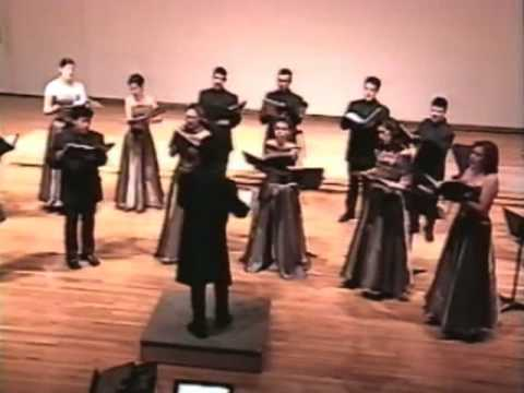 Палестрина Джованни - Mentre ch